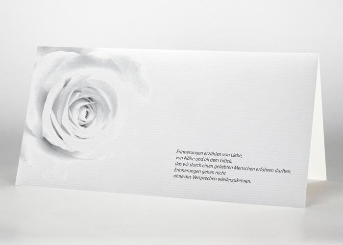 Trauerkarte Motiv B-28